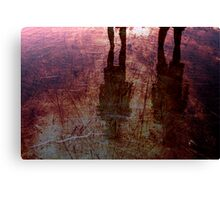 Kingdom of Rust II Canvas Print