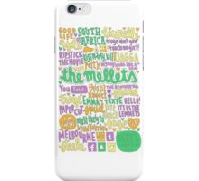The Mellets  iPhone Case/Skin