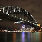 Sydney Harbour Bridge by Scott Westlake