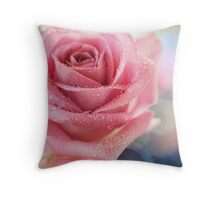 Lost for words ... Throw Pillow