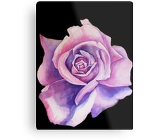 Blue Moon Rose Metal Print