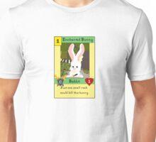 Enchanted Bunny - The Big Bang Theory Unisex T-Shirt