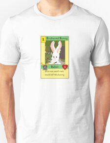 Enchanted Bunny - The Big Bang Theory T-Shirt