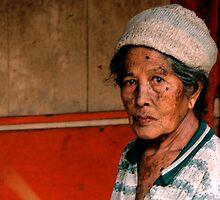 Lady in Bali by JonathaninBali