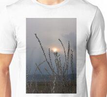 Willow buds in twilight zonw Unisex T-Shirt