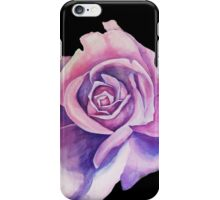 Blue Moon Rose iPhone Case/Skin
