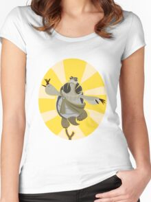 Master Oogway - Kung Fu Panda Women's Fitted Scoop T-Shirt