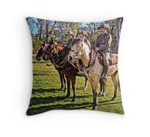 The Lighthorsemen Throw Pillow