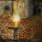 Ancient Catacombs by BenPotter