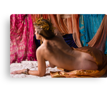 The Greek Goddess Canvas Print