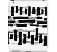 BW Logs iPad Case/Skin