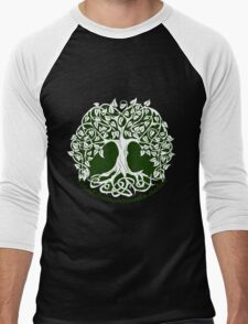 Not all those who wander are lost - Tree of Life Men's Baseball ¾ T-Shirt
