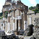 Capitoline Temple by annalisa bianchetti