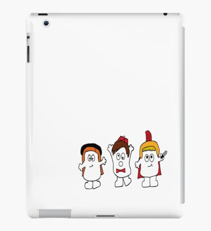 Adipose-the fat just walks away! iPad Case/Skin
