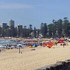 Manly Beach Surf Carnival by David Smith