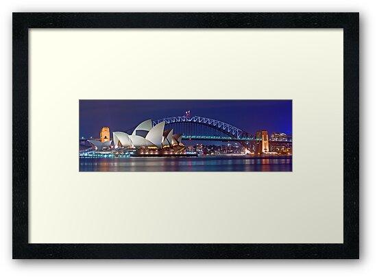 Sydney, Australia by David Smith