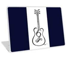 Acoustic Laptop Skin