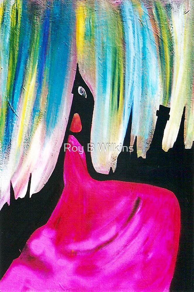 Haunted  by Roy B Wilkins