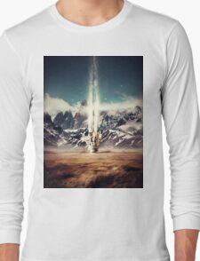 Struck By Gravity Long Sleeve T-Shirt