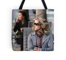 Waiting, Longing.....Patience Tote Bag