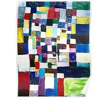 patchwork Poster