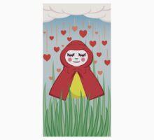 Happy Heart Rain Girl Kids Clothes
