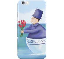 Love in a Teacup iPhone Case/Skin