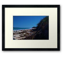 Jurien Bay Framed Print