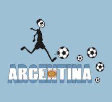 GO GO Aregentina Baby Tee