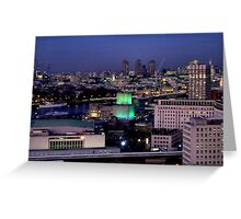 Architecture Of London Greeting Card