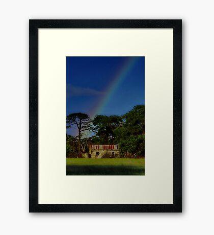 """Pot o' Gold"" Framed Print"