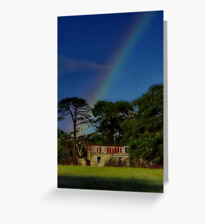 """Pot o' Gold"" Greeting Card"
