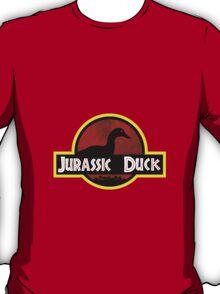 Jurassic duck_v3 T-Shirt