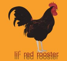 Rooster'... T-Shirt
