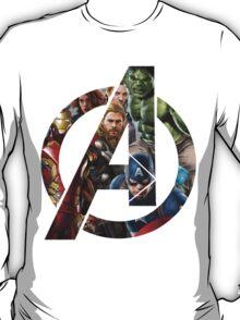 Avengers Symbol T-Shirt