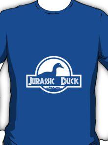 Jurassic Duck_v6 T-Shirt
