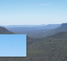 UFO's In Katoomba 18.01.09 2nd image by StarKatz
