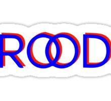 Broods L Sticker