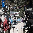 Knights Of Cydonia by Lance Jackson