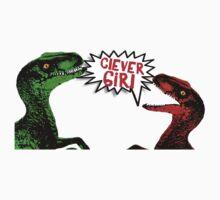 Clever Girl - Raptor Banter Kids Clothes
