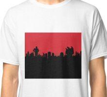 Mega City Skyline Classic T-Shirt