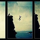 Cliffjump Sequence by cormacphelan