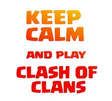 Clash of clans by silverbrush
