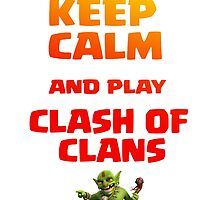 Clash of clans_v2 by silverbrush