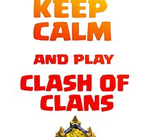 Clash of clans_v3 by silverbrush