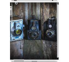 Early Cameras iPad Case/Skin