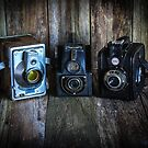 Early Cameras by Keith G. Hawley