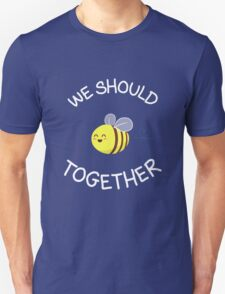 A bug's love life! Unisex T-Shirt