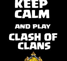 Clash of clans_v5 by silverbrush