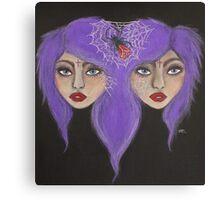 Valley Dolls Canvas Print